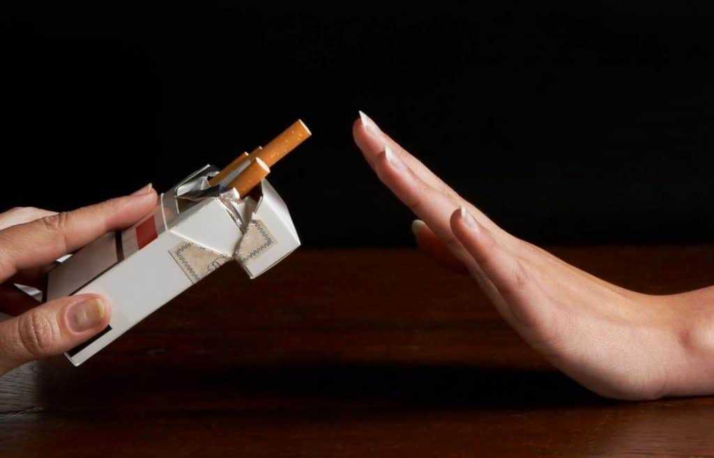 Перед сдачей крови нельзя курить