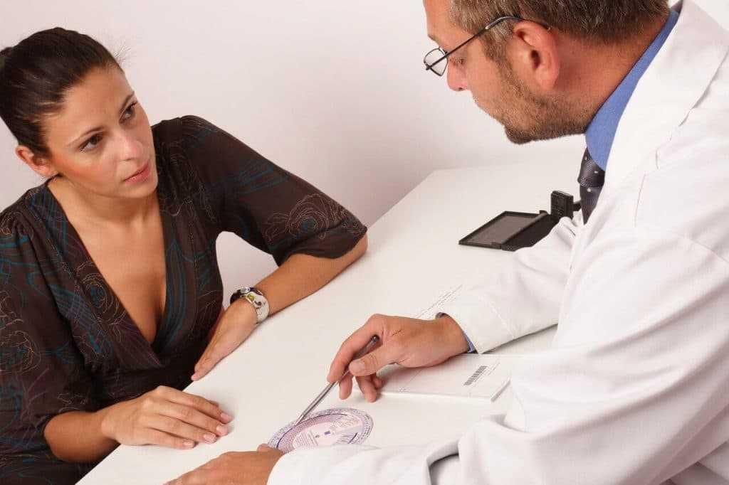 Цель процедуры - результативная диагностика