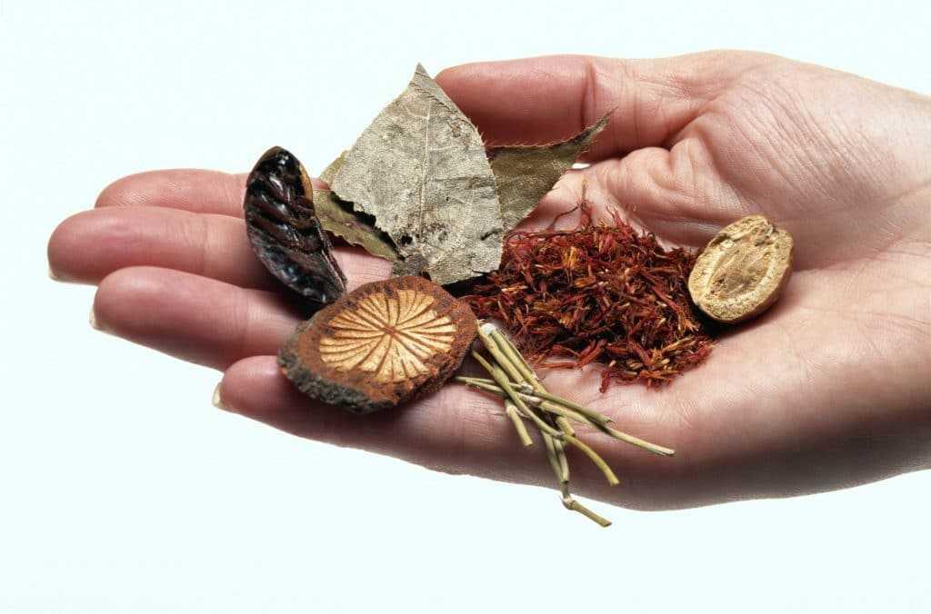 В состав входят экологически чистые природные компоненты