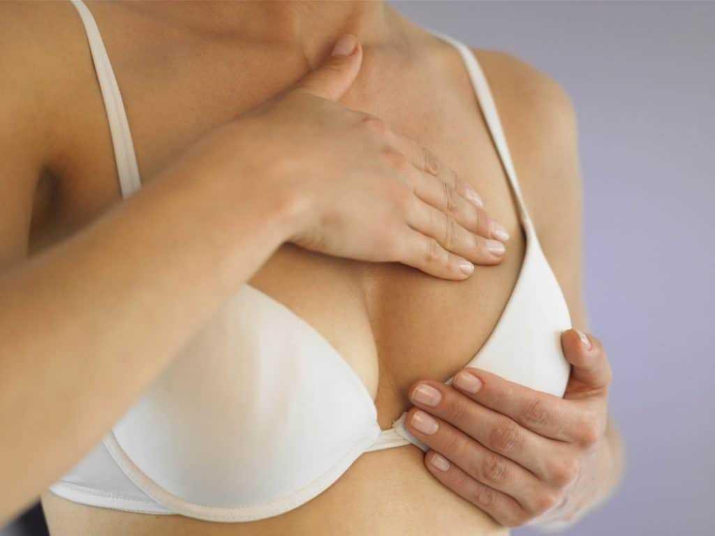 Болезненность молочных желез