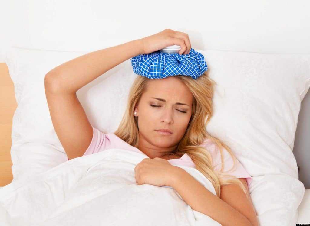 Головная боль при менструации