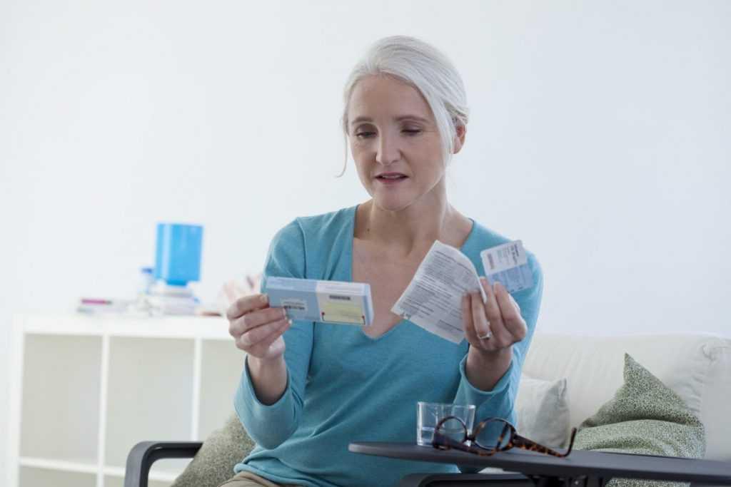 Применение гормональной терапии при климаксе