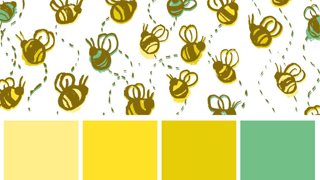 Бледно-желтые выделения ярко зеленые