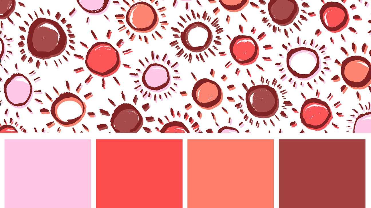 Выделения бледно ярко розовые