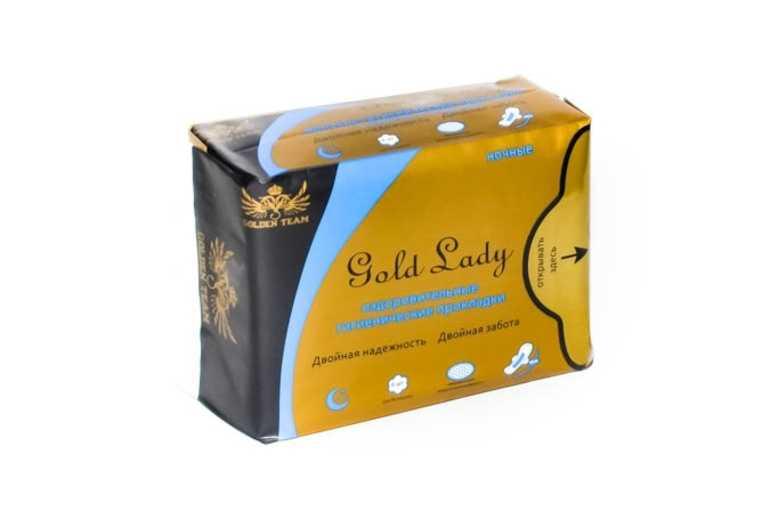 Golden Team «GoldLady. Ночные»