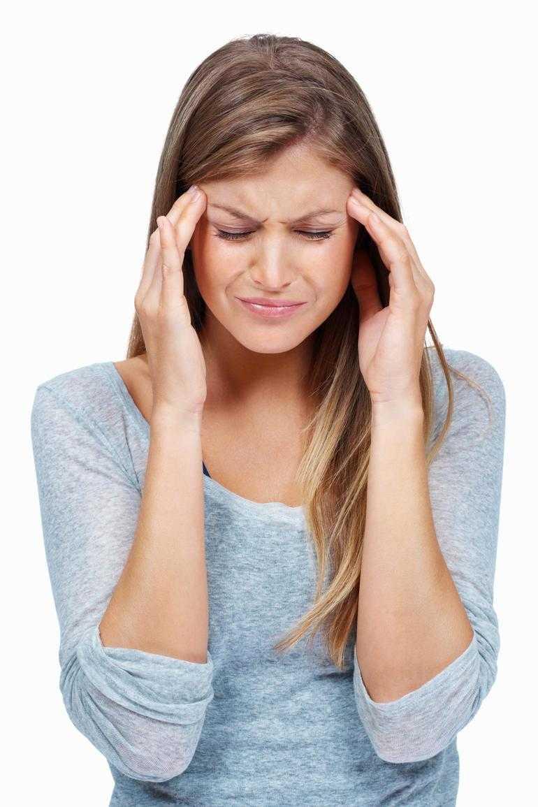 Как быть при головной боли