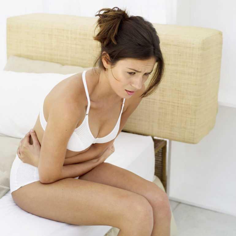 Использование во время менструации