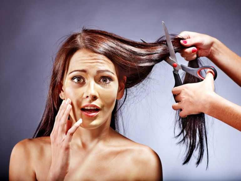 Народные приметы про стрижку волос