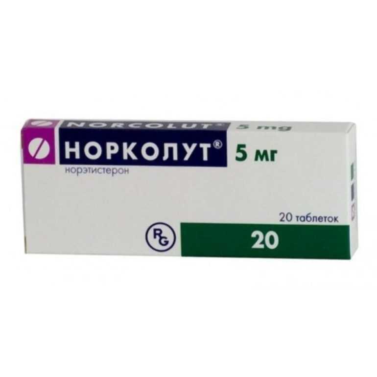 Описание препарата Норколут