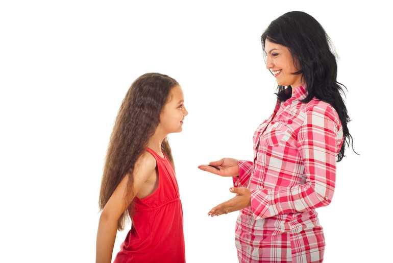 Первая менструация у девочек