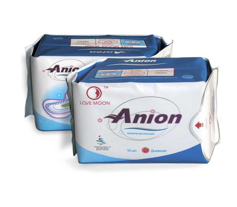 Преимущества анион прокладок