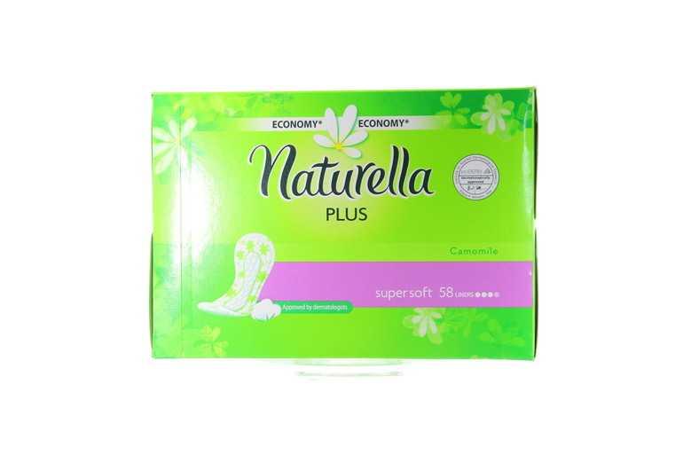 Преимущества прокладок фирмы Натурелла