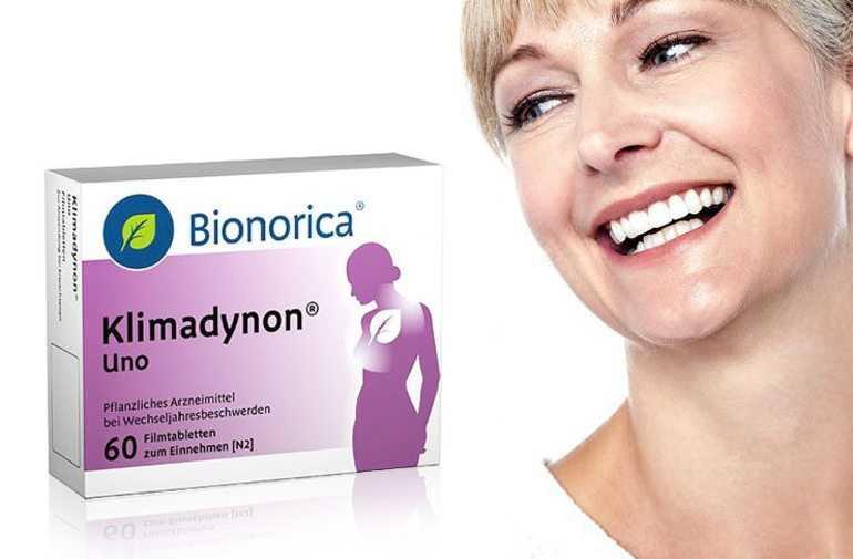 Препарат Климадинон Уно для женщин
