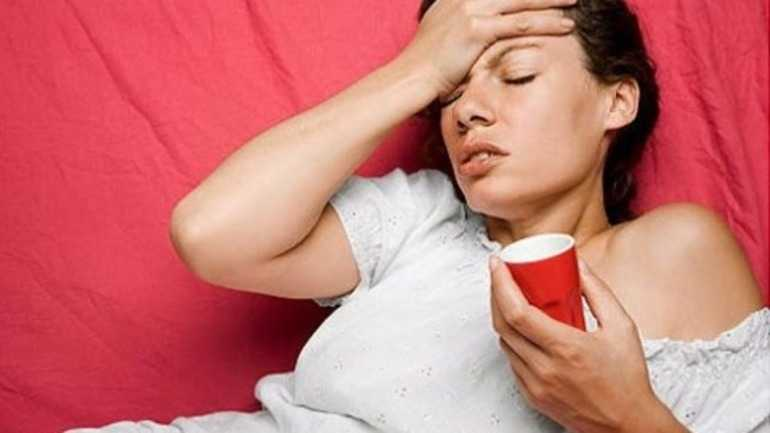 Причины головной боли при менструации