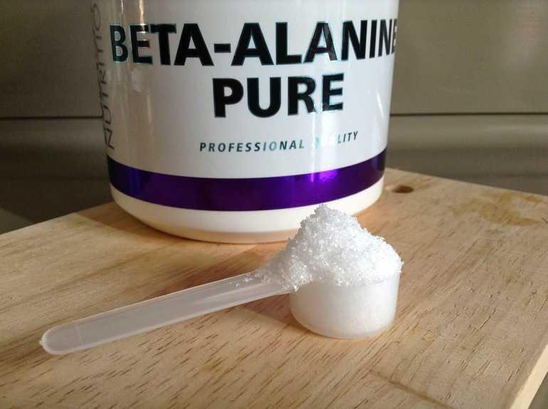 Прием препарата бета-аланин при климаксе