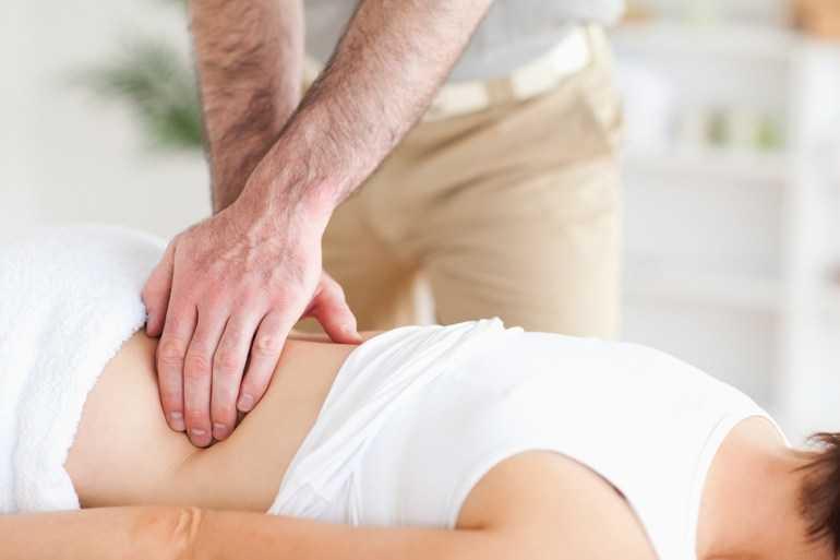 Применения мануальной терапии
