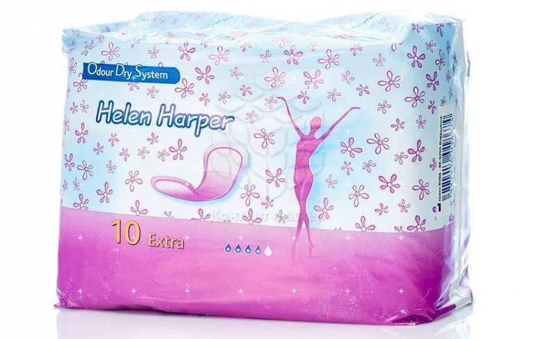 Прокладки Helen Harper