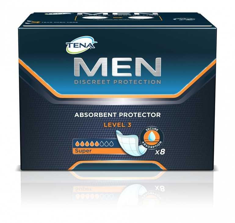 Прокладки мужские урологические