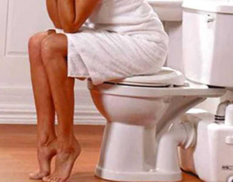 Как сходить в туалет