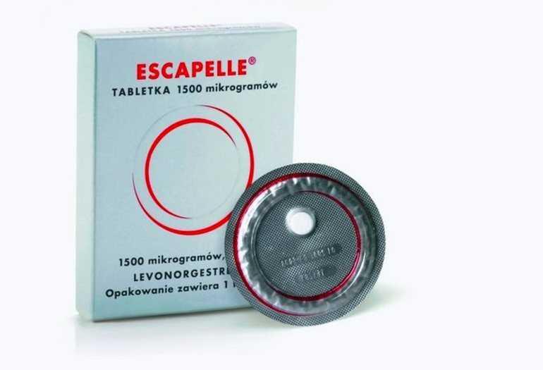 Таблетка Эскапел