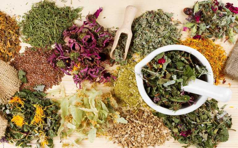 Травяной сбор для гормонов