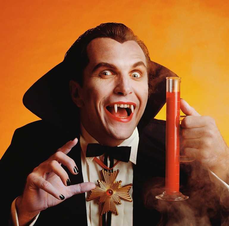 Вампир Дракула
