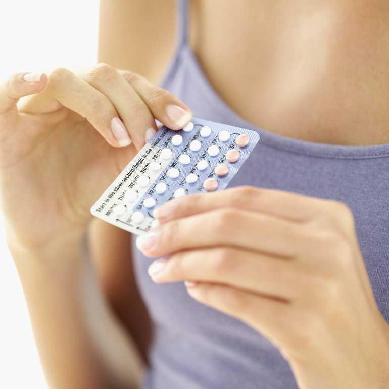 Варианты возобновления приёма таблеток