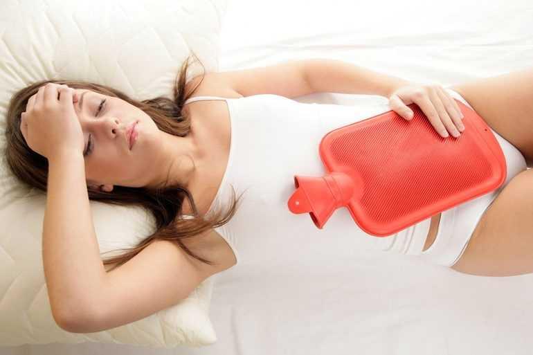 Возникновение менструальной боли