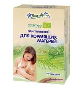 травяное средство для женщин, кормящих грудью