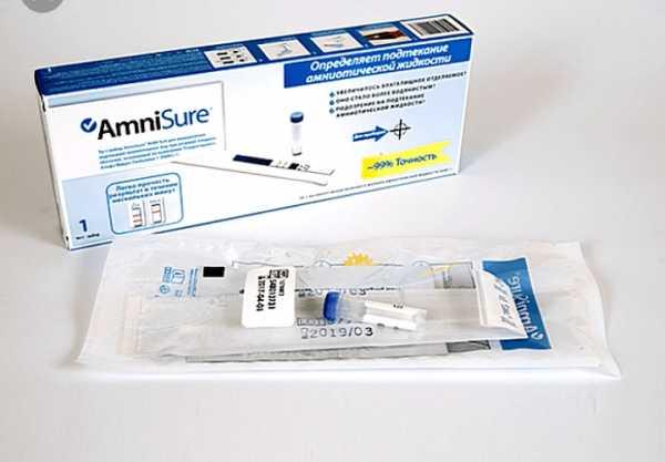 AmniSure Test в упаковке