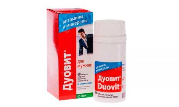 БАД Дуовит