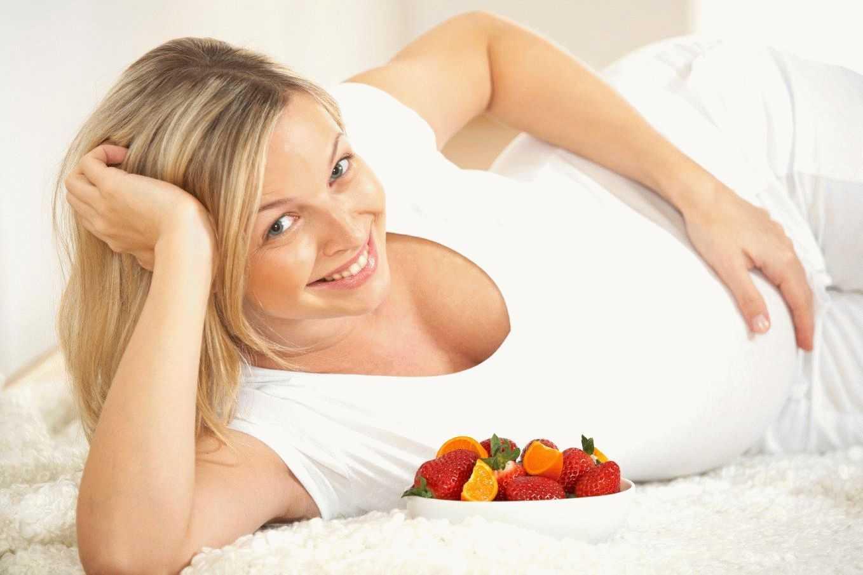 диета для беременных с лишним весом