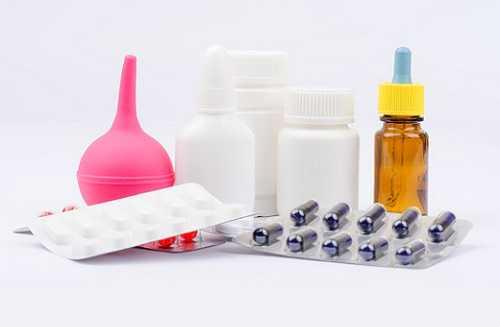 Медикаменты в разных формах выпуска