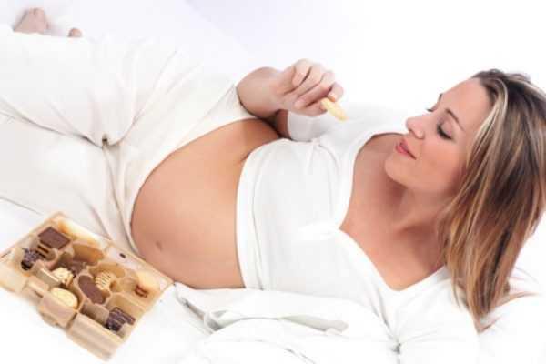 Неправильное питание в беременность
