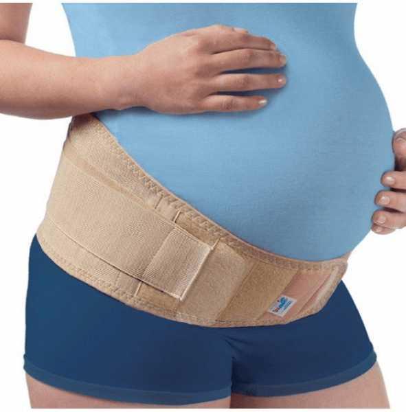 Как выглядит бандаж для беременных