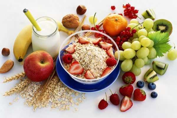 Полезная еда: фрукты, овощи, ягоды