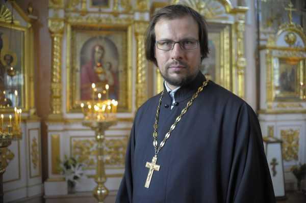 Православный священник