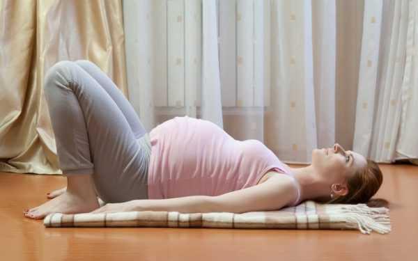 упражнения при симфизите