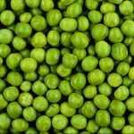 Зелёный горошек